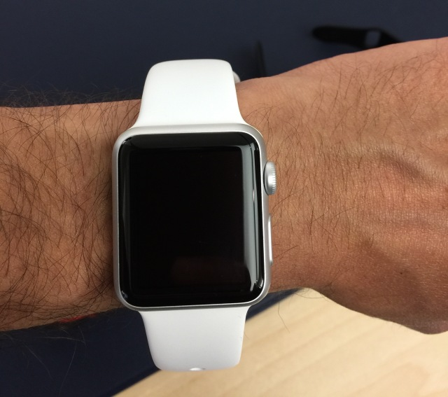 38mm Apple Watch Sports