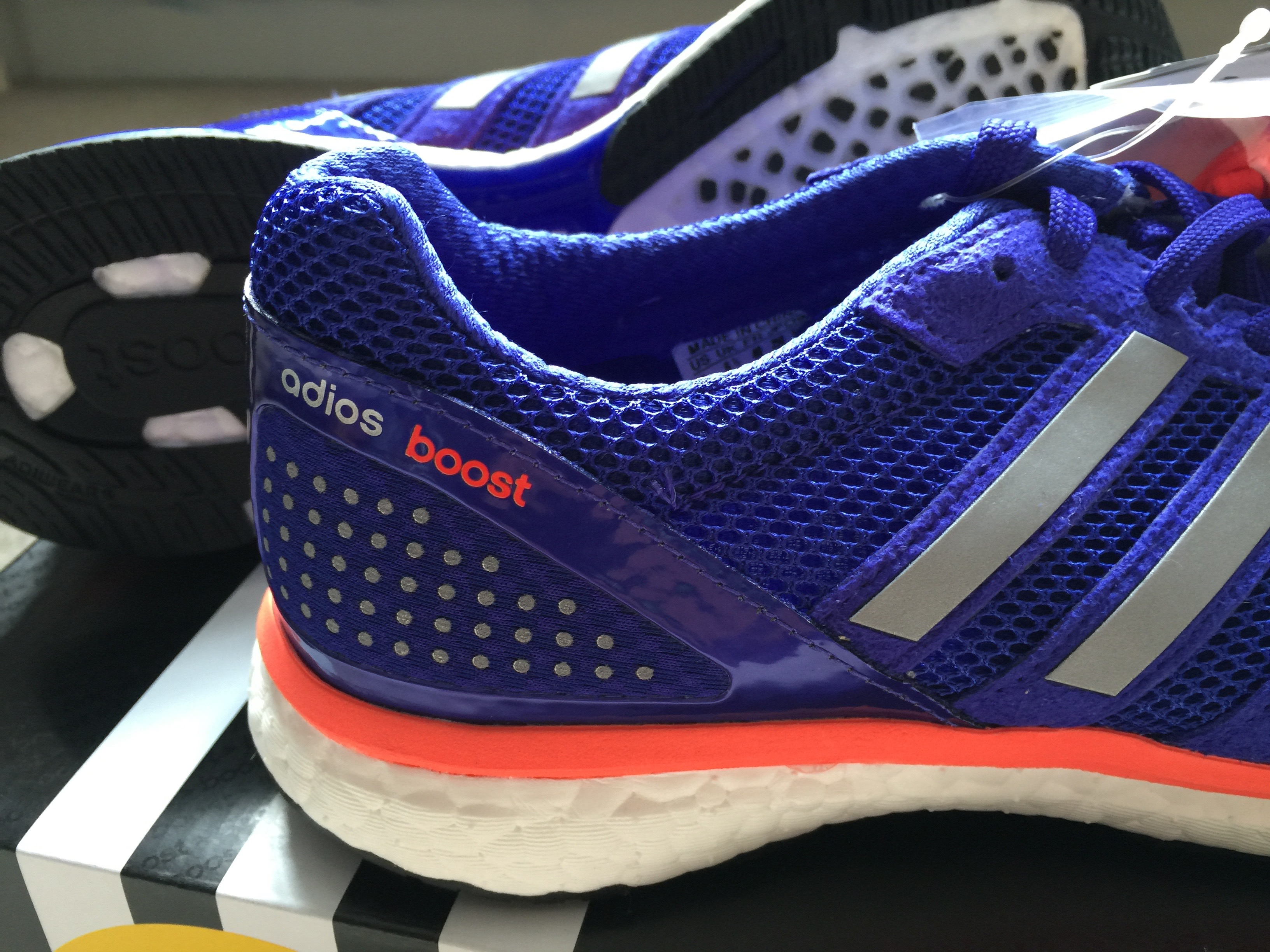 adidas adizero review