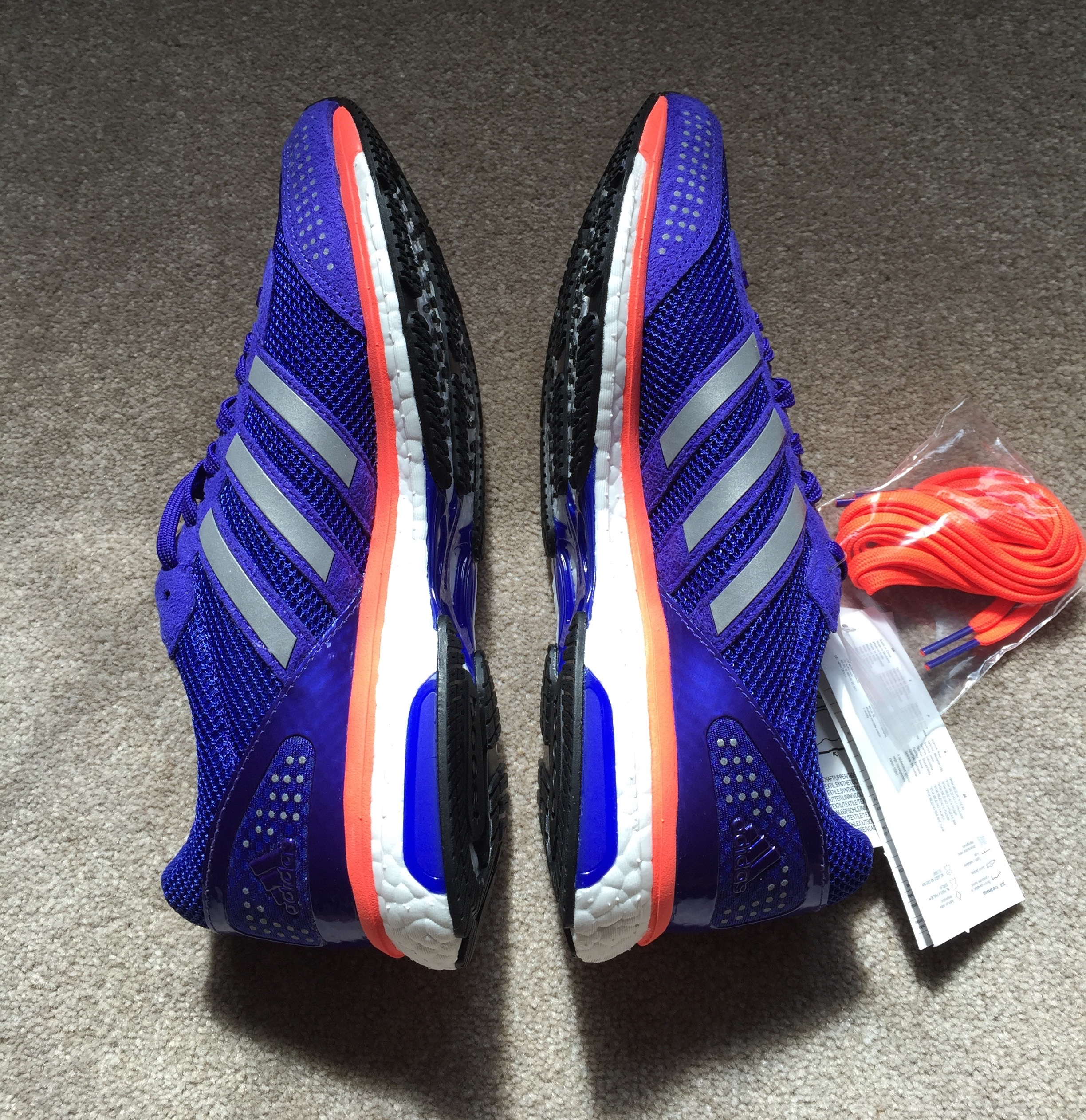 Adidas Boost 2.0 Weight