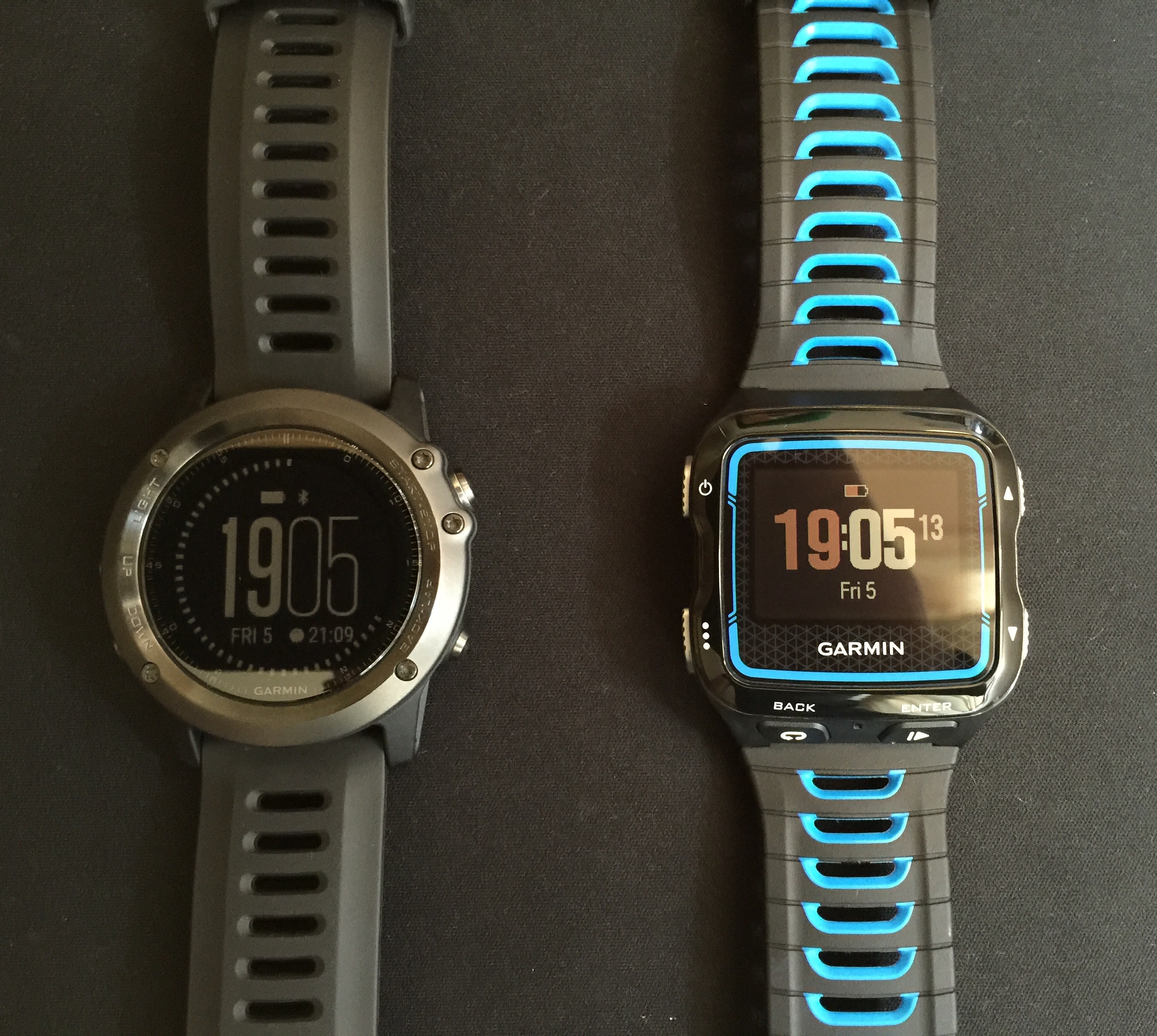 Garmin Fenix 3 Vs 920xt Running Cycling And Tech Reviews