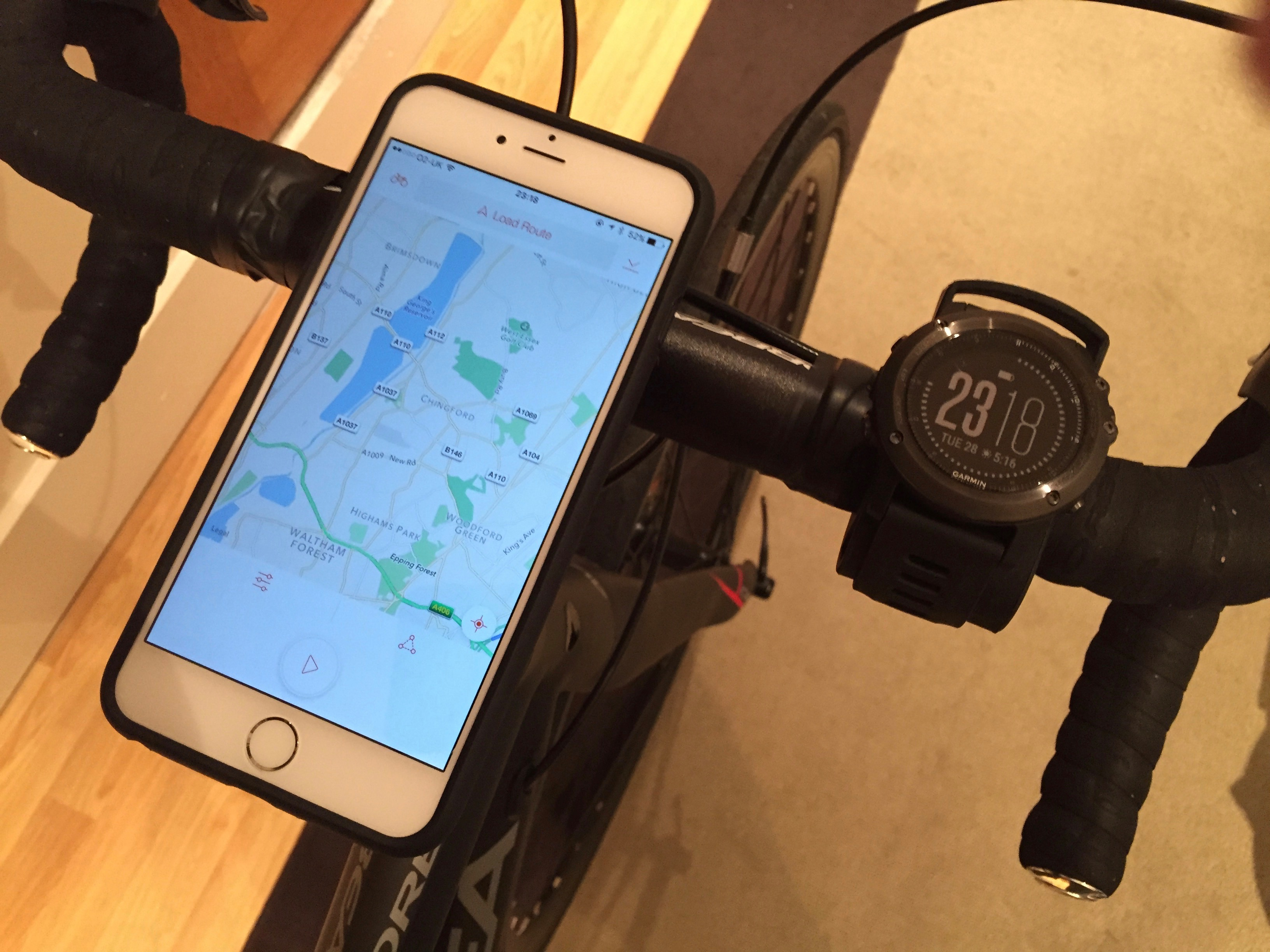 quad lock iphone 6 lock for iphone 6 plus review running cycling and 1477