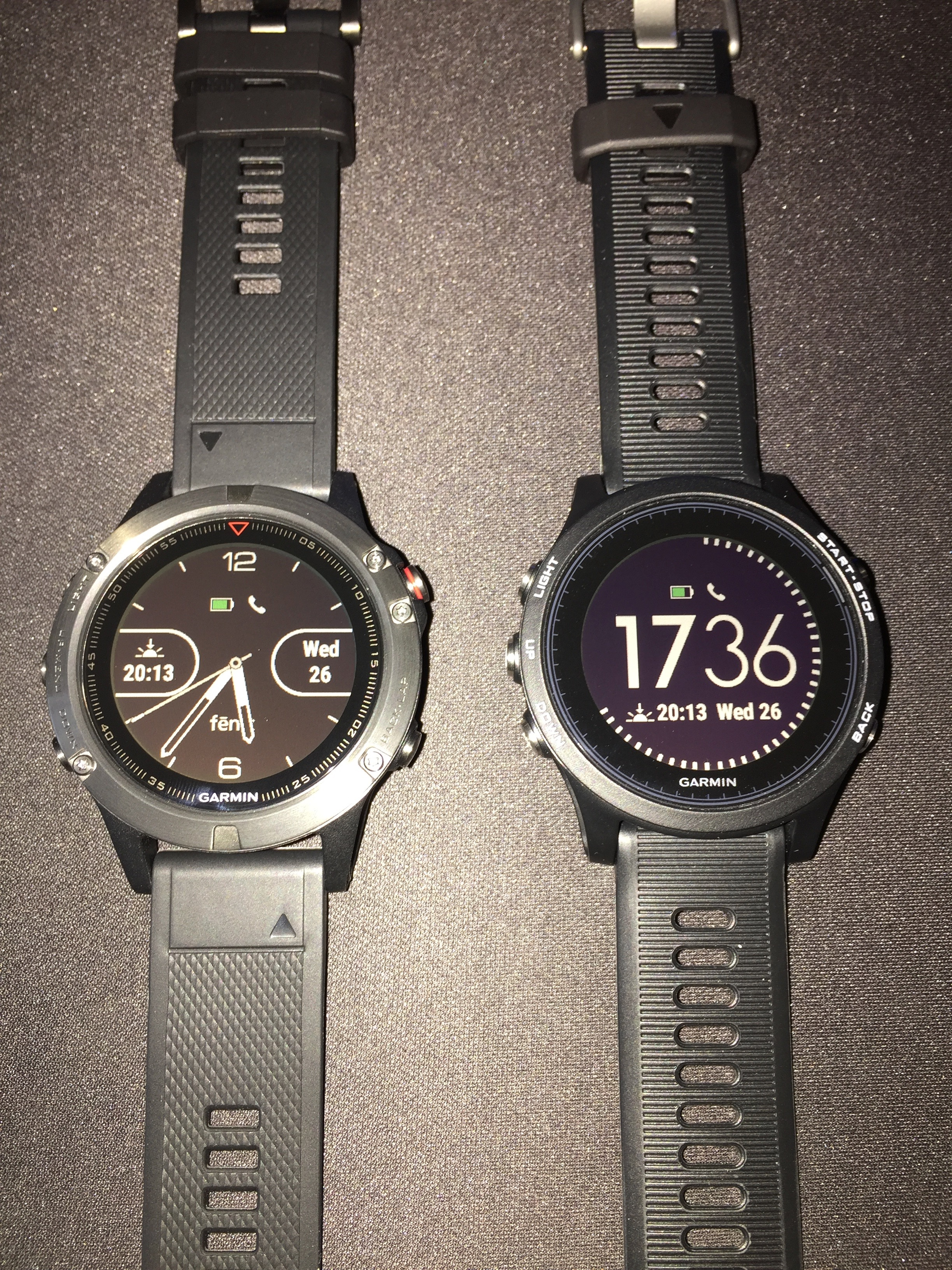 Garmin Fenix 5 Vs Forerunner 935 Which One To Buy Running